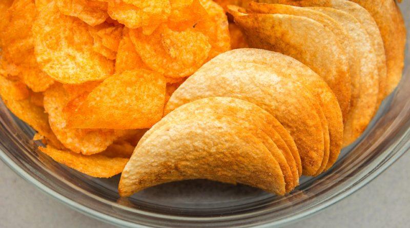 Jaké potraviny škodí - chipsy