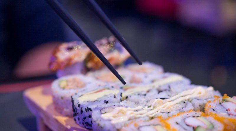 Jak si vychutnat sushi?